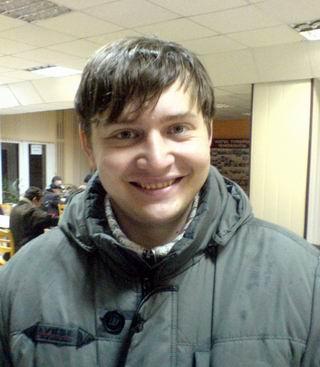 Дубов Данил Александрович. Фото 26.12.2010г.