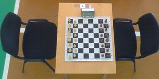 Стол чемпионов