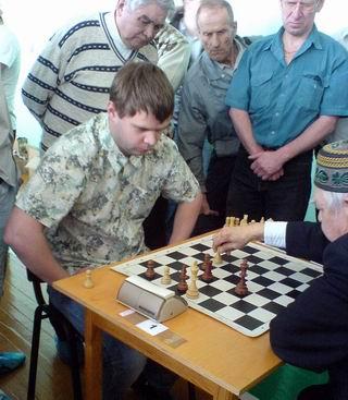 Курносов Игорь - Гумеров Ренант